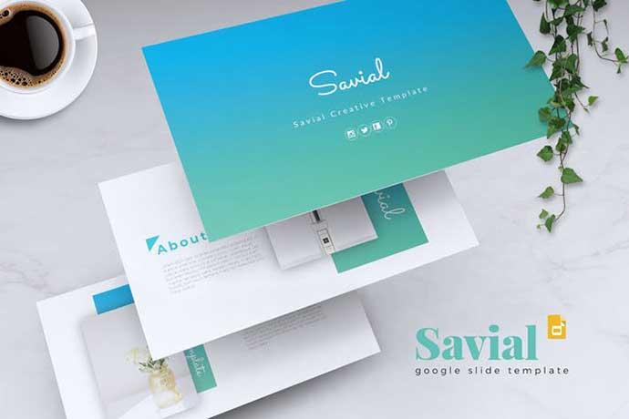 SAVIAL - 35+ BEST Google Slide Templates [year]