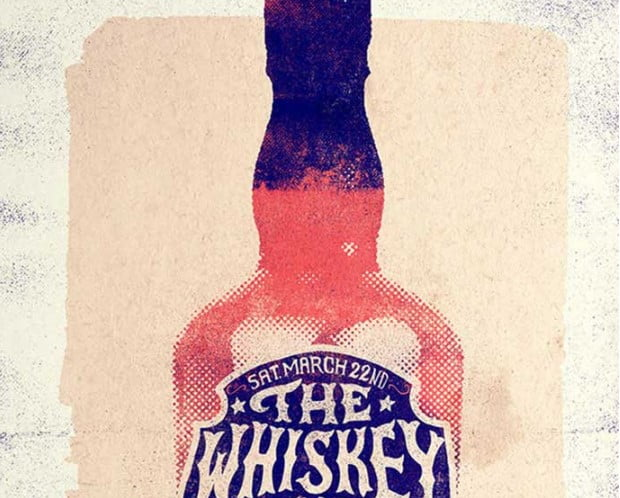 The-Whiskey-Gentry - 53+ FREE Timeless Vintage & Retro Typography Designs IDEA [year]