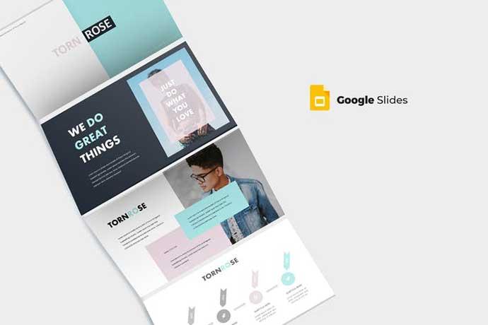 Tornrose - 35+ BEST Google Slide Templates [year]