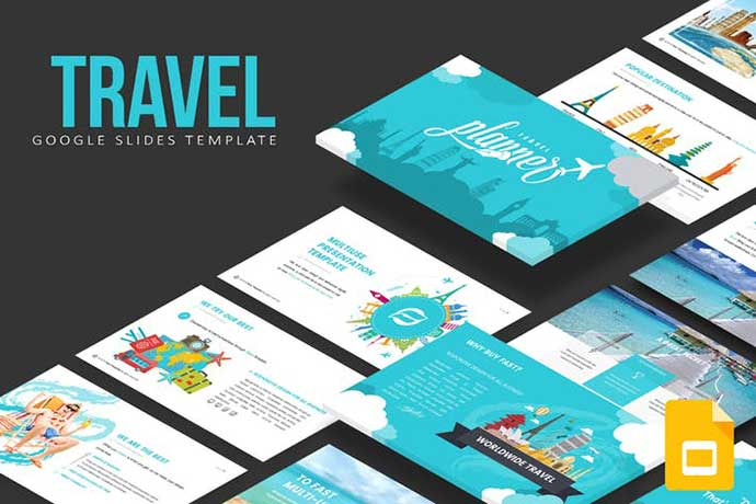 Travel - 35+ BEST Google Slide Templates [year]