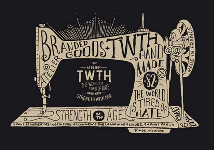 Twth-Atelier - 53+ FREE Timeless Vintage & Retro Typography Designs IDEA [year]