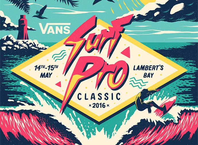 Vans-Surf-Pro-Classic - 53+ FREE Timeless Vintage & Retro Typography Designs IDEA [year]