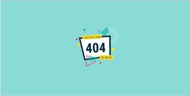 Workshop - 53+ BEST FREE CSS 404 Error Page IDEA [year]