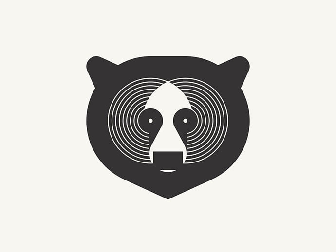 Bear - 38+ AWESOME FREE Animal Logos Collections [year]