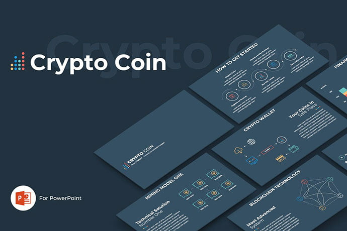 Crypto-Coin - 39+ BEST Compelling Presentations PowerPoint Templates [year]