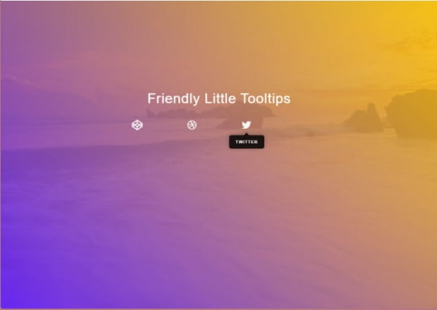 Friendly-Little - 33+ BEST FREE CSS Tooltip IDEA [year]