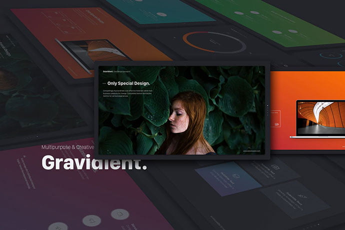 Gravidient - 39+ BEST Compelling Presentations PowerPoint Templates [year]