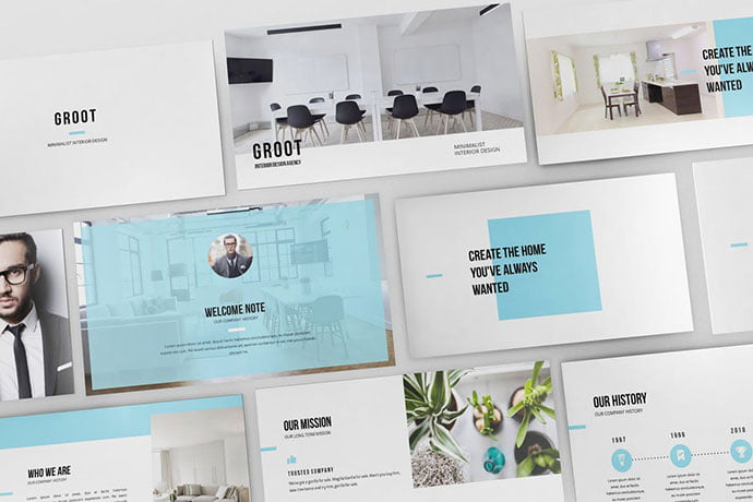 Interior-Design - 39+ BEST Compelling Presentations PowerPoint Templates [year]