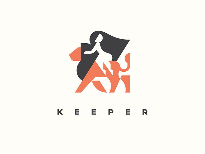 Keeper - 38+ AWESOME FREE Animal Logos Collections [year]