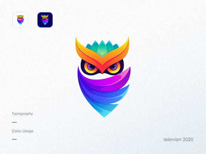 Lelevien - 38+ AWESOME FREE Animal Logos Collections [year]