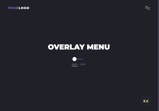 Overlay - 35+ BEST FREE Overlay Menu Animation IDEA [year]