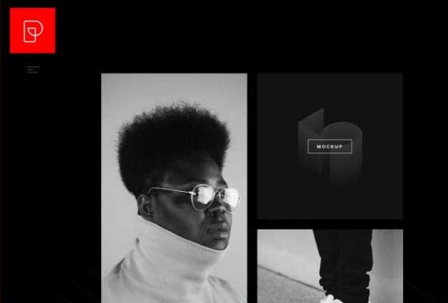 Pekko - 33+ COOL WordPress Portfolio Dark Themes [year]