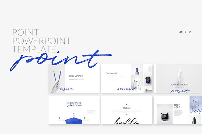 Point-PowerPoint-Template - 39+ BEST Compelling Presentations PowerPoint Templates [year]