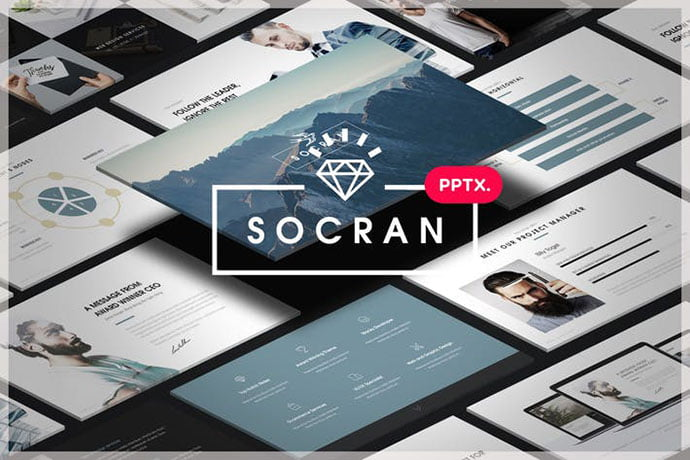 Socran - 39+ BEST Compelling Presentations PowerPoint Templates [year]
