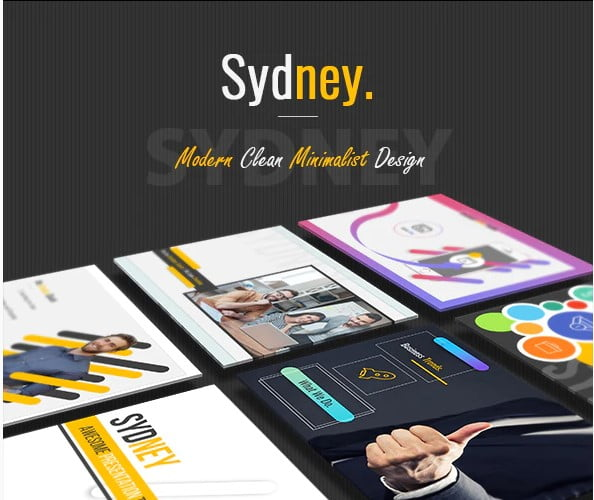 Sydney - 39+ BEST Compelling Presentations PowerPoint Templates [year]