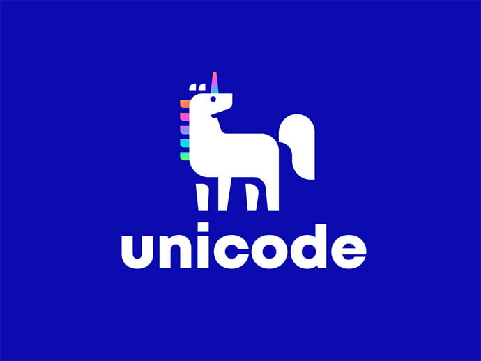 Unicode - 38+ AWESOME FREE Animal Logos Collections [year]