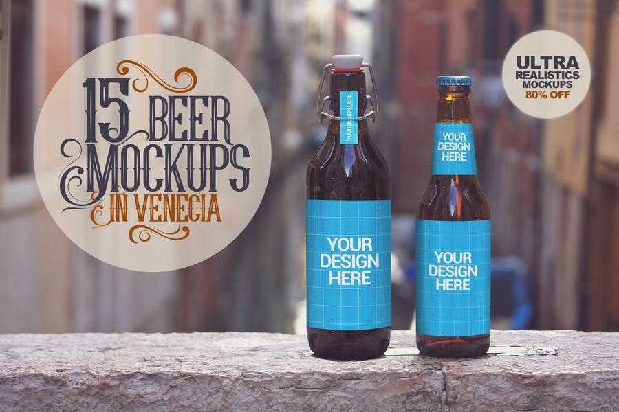 15-Beer-Mockups - 48+ BEST Web & Graphic Designers PSD Mockup Templates [year]