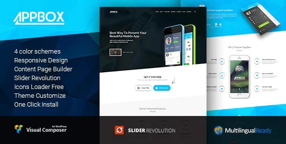 Appbox - 35+ COOL Toy and Game Store WordPress Themes [year]