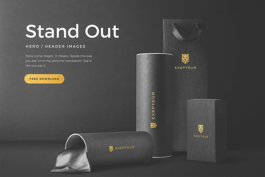 Box-Packaging - 48+ BEST Web & Graphic Designers PSD Mockup Templates [year]