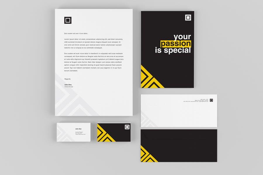 Brand-Identity-Mockups - 48+ BEST Web & Graphic Designers PSD Mockup Templates [year]