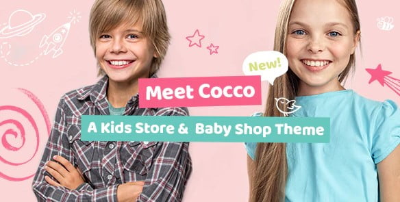 Cocco - 35+ COOL Toy and Game Store WordPress Themes [year]