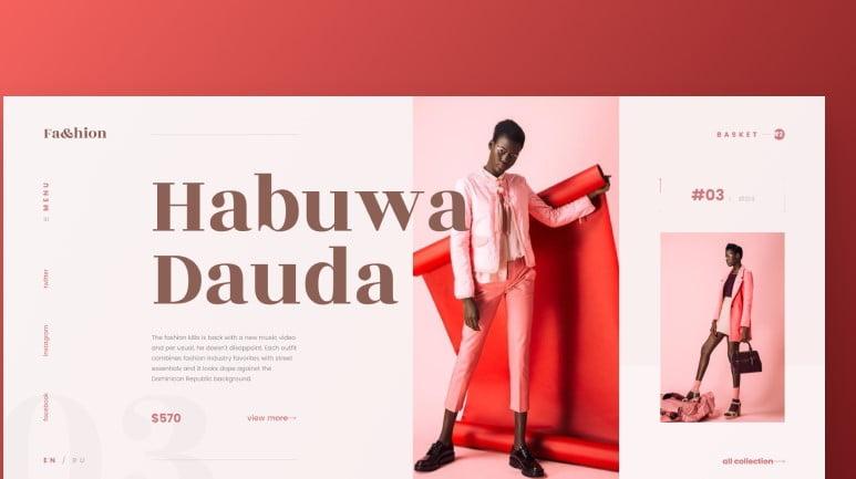 Fashion-internet-1 - 63+ BEST FREE Grid Web UI Design IDEA [year]