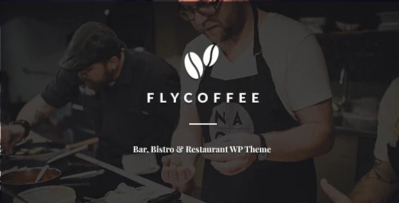 FlyCoffee-Shop-2 - 35+ AWESOME Food & Drink WordPress Theme [year]