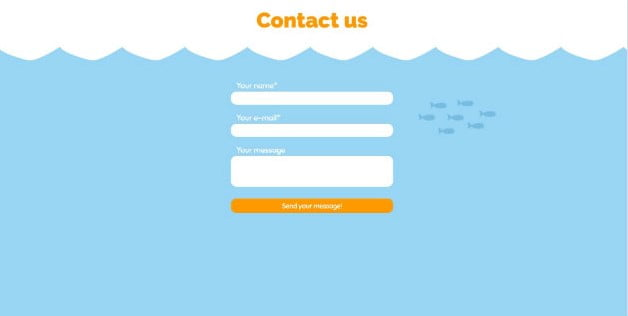 Geert-Jan-Hendriks - 39+ FREE CSS Contact Form Design IDEA [year]