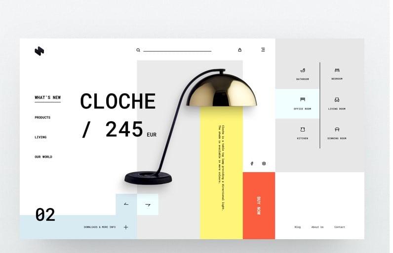 HeaderZ_09 - 63+ BEST FREE Grid Web UI Design IDEA [year]