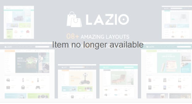 Lazio - 35+ COOL Toy and Game Store WordPress Themes [year]