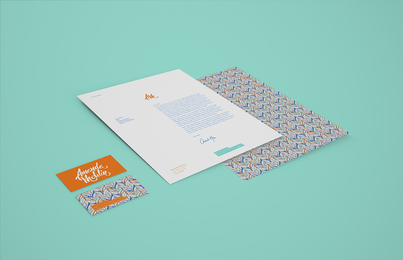 Personal-Branding-1 - 53+ FREE Typographic Business Cards IDEA [year]