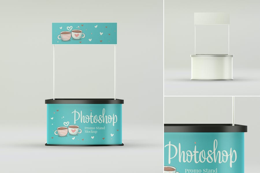 Promo-Stand - 48+ BEST Web & Graphic Designers PSD Mockup Templates [year]