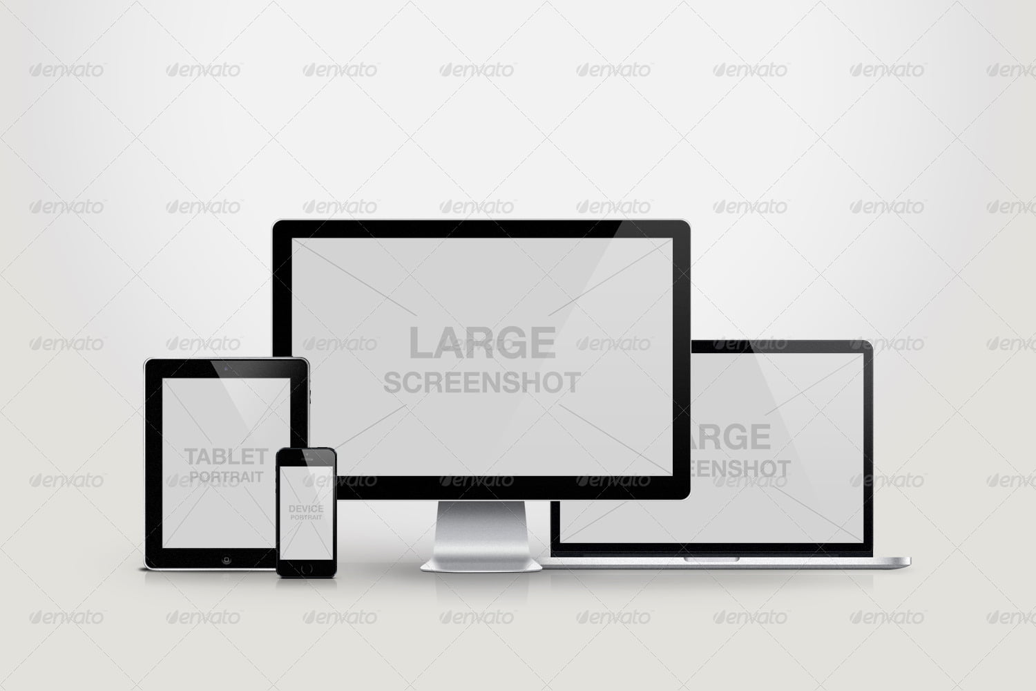 Responsive-Screen - 48+ BEST Web & Graphic Designers PSD Mockup Templates [year]