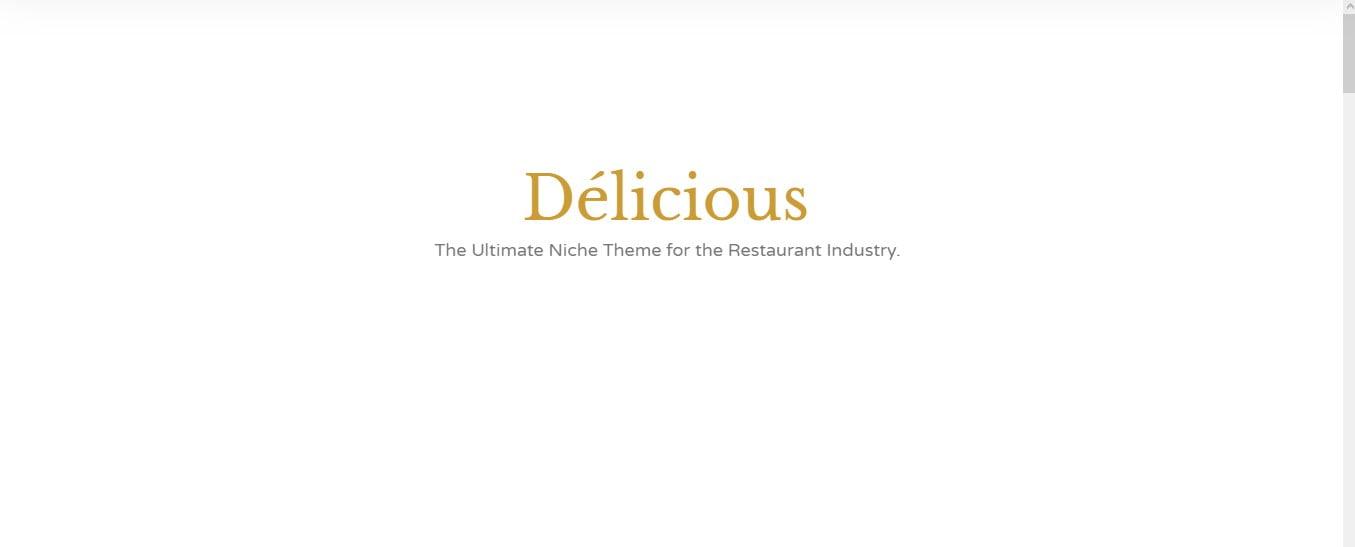 Restaurant - 33+ BEST Coffee, Tea & Bakery WordPress Themes [year]