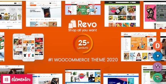 Revo - 35+ COOL Toy and Game Store WordPress Themes [year]
