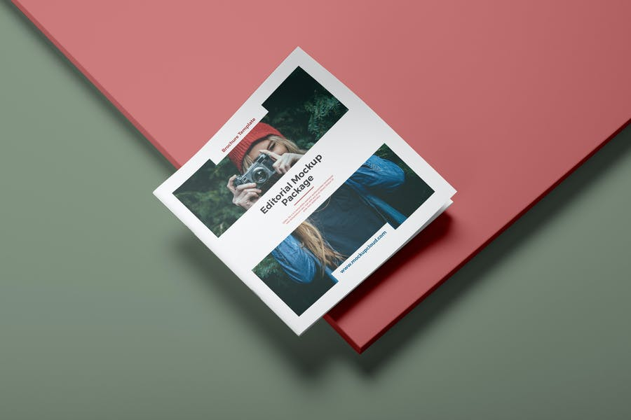 Square-Brochure - 48+ BEST Web & Graphic Designers PSD Mockup Templates [year]