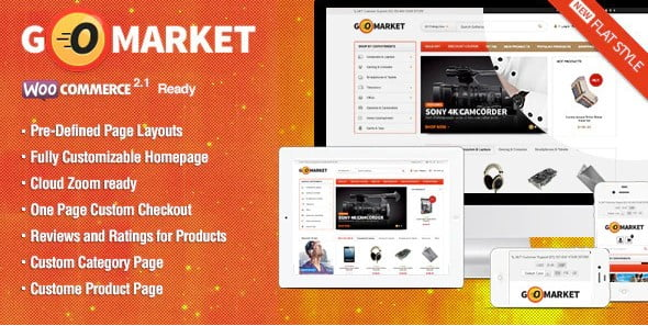 WooCommerce-Supermarket - 35+ COOL Toy and Game Store WordPress Themes [year]