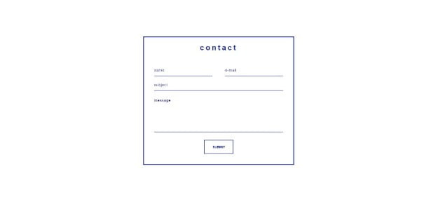brandon - 39+ FREE CSS Contact Form Design IDEA [year]