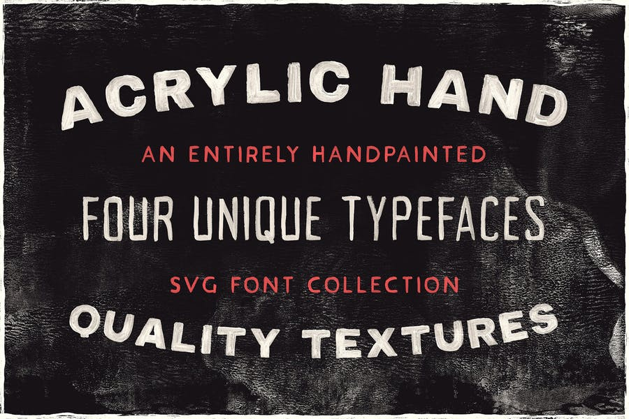 Acrylic-SVG-Font - 38+ COOL Opentype SVG Fonts [year]