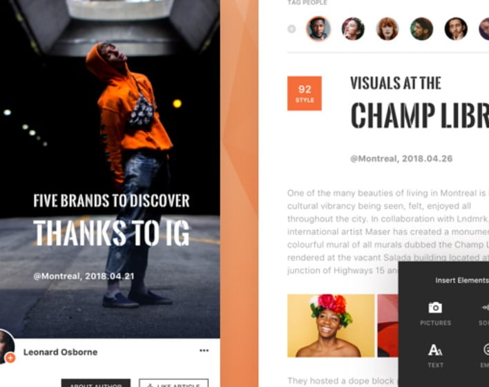 Blog-App - 63+ FREE NICE Blog Layout Designs IDEA [year]