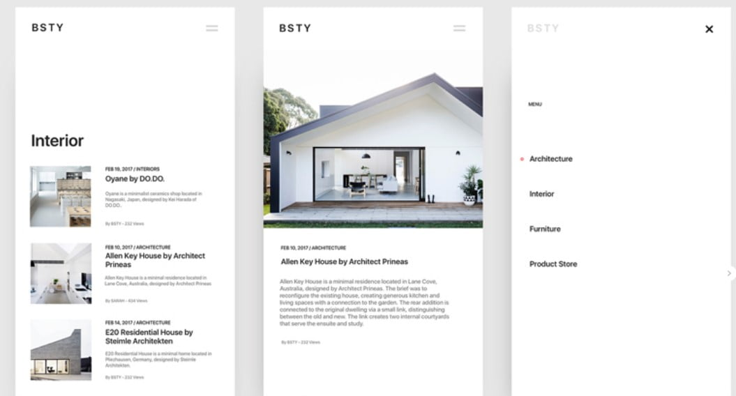 Blog-Minimal-interior - 63+ FREE NICE Blog Layout Designs IDEA [year]