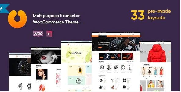 Cerato - 53+ Pretty Ecommerce WordPress Themes [year]