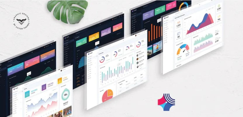 Chief - 38+ BEST Dashboard PSD & Sketch Templates [year]