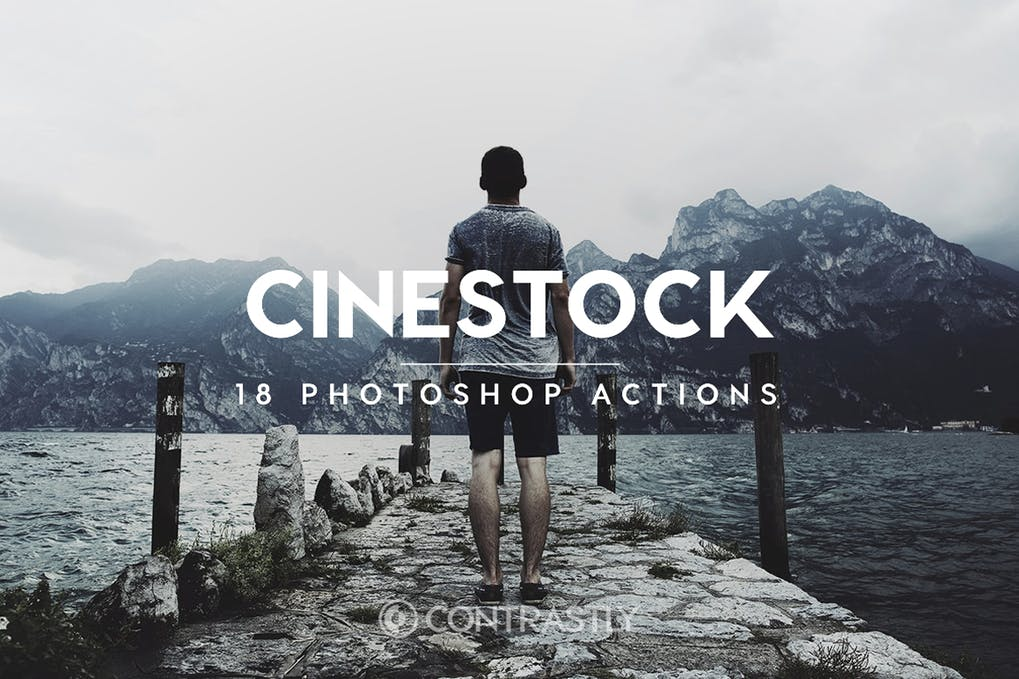 CineStock-Photoshop-Actions - 50+ BEST Photo Editing Photoshop Actions [year]