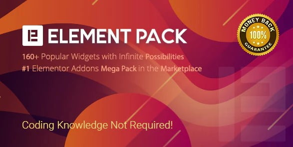 Element-Pack - 35+ TOP WordPress Parallax Plugins [year]