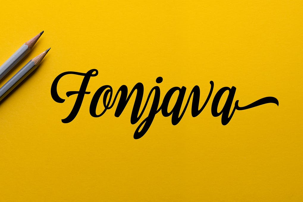 Fonjava - 50+ BEST Typography Logo Fonts [year]