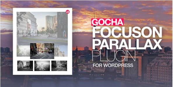 Gocha-Focuson - 35+ TOP WordPress Parallax Plugins [year]
