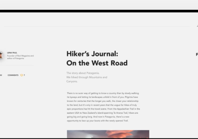 Journal - 63+ FREE NICE Blog Layout Designs IDEA [year]