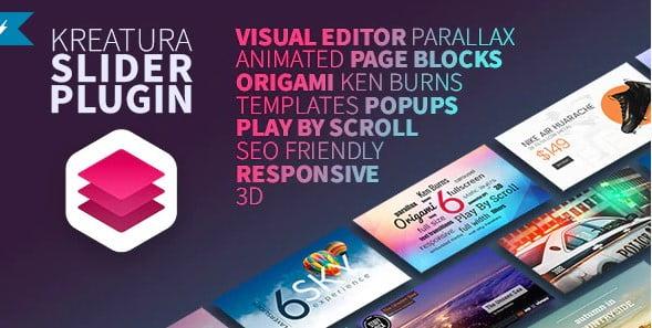 Kreatura-Slider-Plugin - 35+ TOP WordPress Parallax Plugins [year]
