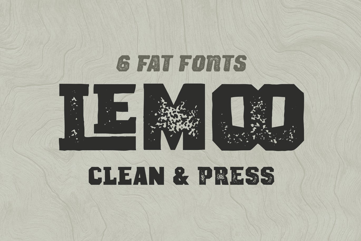 Lemoo-Family - 50+ BEST Typography Logo Fonts [year]
